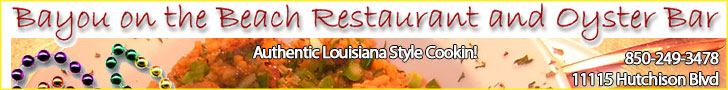 Authentic Louisiana Style Cookin!