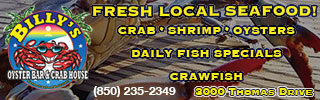 Billy's Oyster Bar & Crabhouse