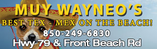 Muy Wayne O's - Best Tex Mex on the Beach!