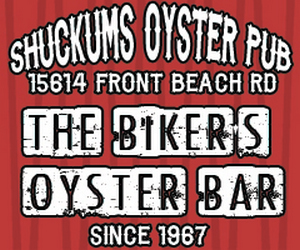 Shuckums Oyster Pub Panama City Beach, Florida We Shuck'um You Suck'um