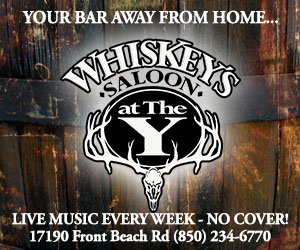 Whiskey's Saloon Panama City Beach