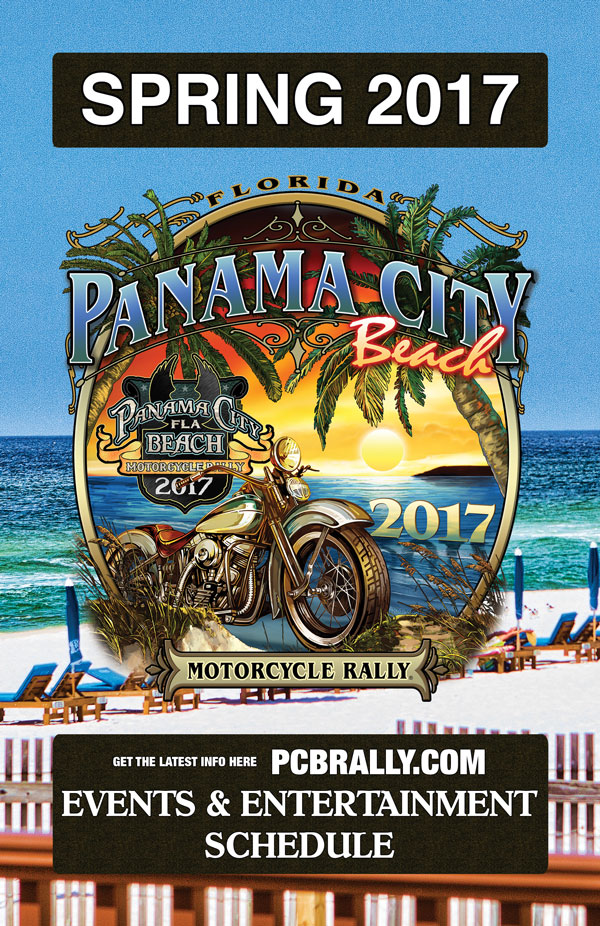 Event Information | 2017 Panama City Beach Motorcycle Rally® Event Guide