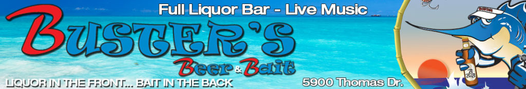 Busters Beer & Bait | Panama City Beach Motorcycle Rally® Rally Schedule
