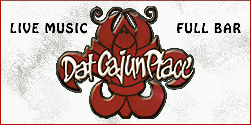 Dat Cajun Place | Panama City Beach Nightlife