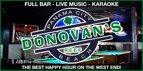 Donovan's Reef | Panama City Beach Nightlife