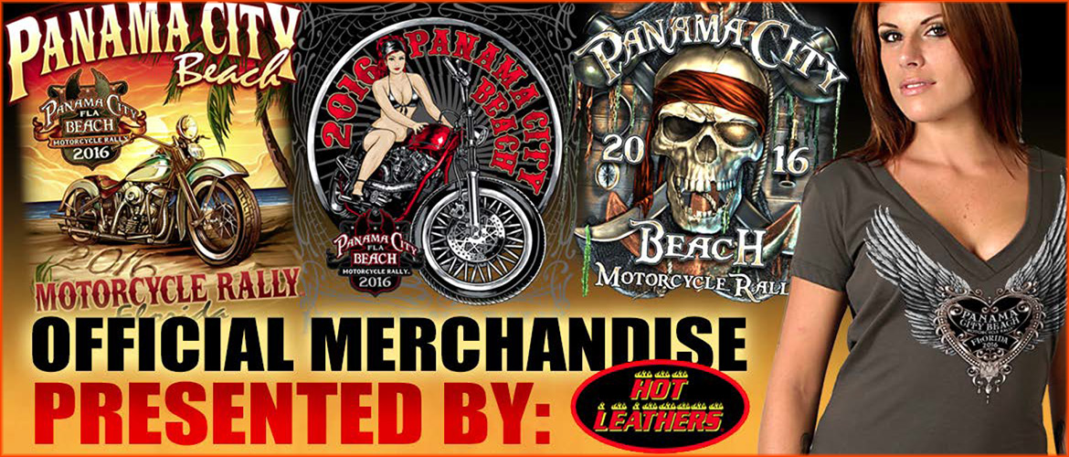 Official Merchandise by Hot Leathers
