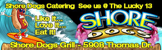 Shore Dogs Grill and Food Truck | Panama City Beach Dining