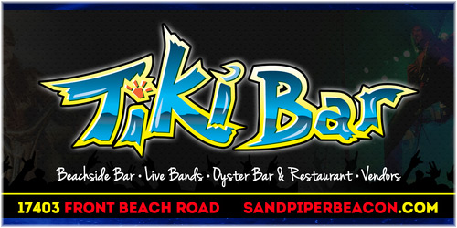 Sandpiper Tiki Bar | Panama City Beach Nightlife