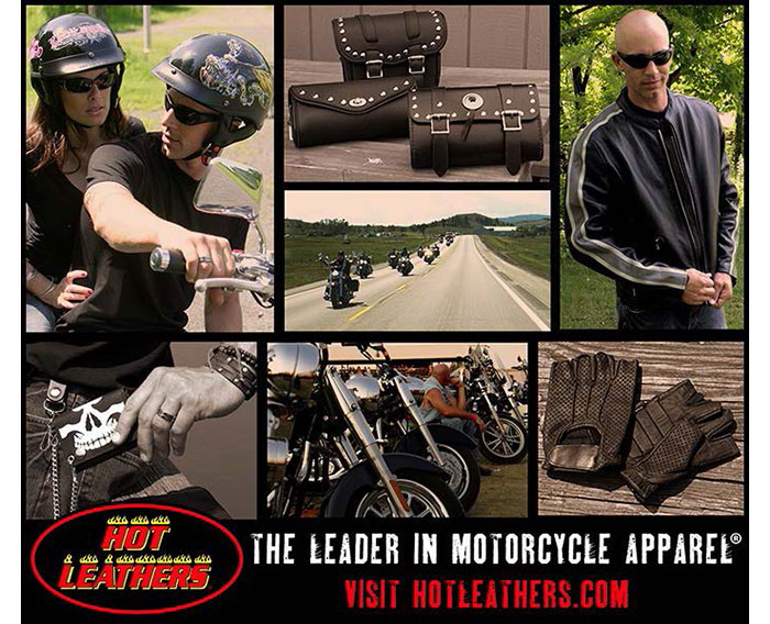 Hot Leathers® - The leader in motorcycle apparel™ | Official Merchandise