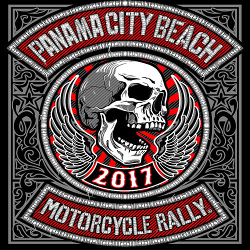 Panama City Beach Motorcycle Rally® Official Merchandise