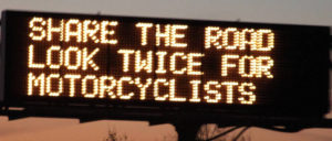 Share the Road | Safety First!