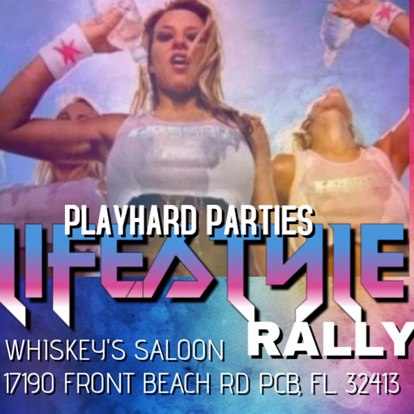 Whiskey's Saloon – PlayHard Parties