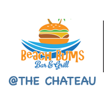Beach Bums Bar and Grill at the Chateau Motel Panama City Beach