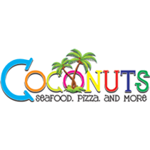 Coconuts at the Sandpiper Beacon