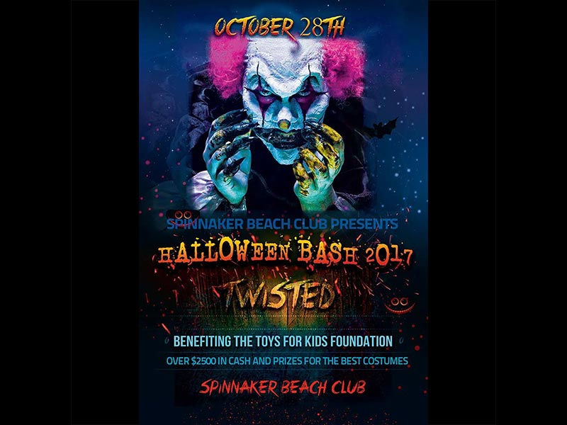 Toys For Kids Halloween Benefit