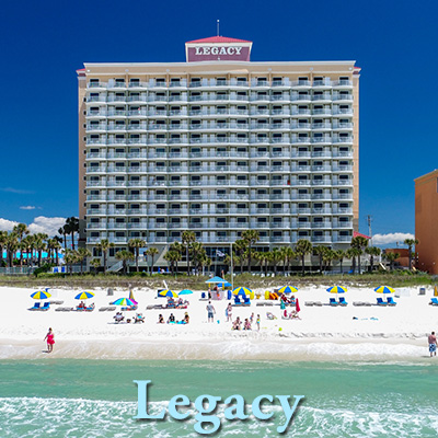 Panama City Beach Motorcycle Rally® Lodging | Legacy By The Sea Resorts