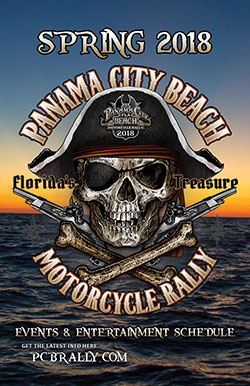 Spring 2018 Panama City Beach Motorcycle Rally® Event Guide
