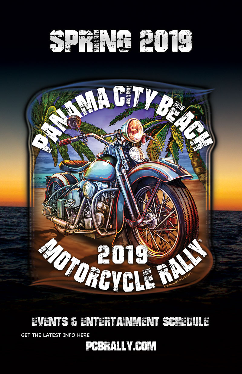Spring 2019 Panama City Beach Motorcycle Rally® Event Guide