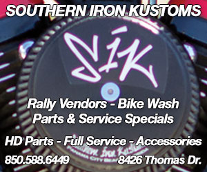Southern Iron Kustoms is the Beaches #1 independent bike shop.