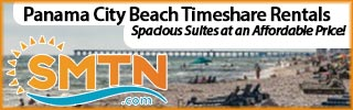 Panama City Beach Time Share Rentals