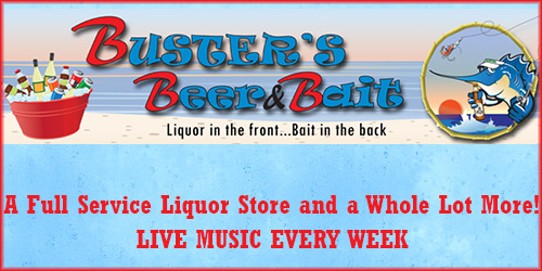 Panama City Beach Motorcycle Rally® | Buster's Beer & Bait