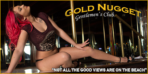 Panama City Beach Motorcycle Rally® | Gold Nugget Gentlemen's Club