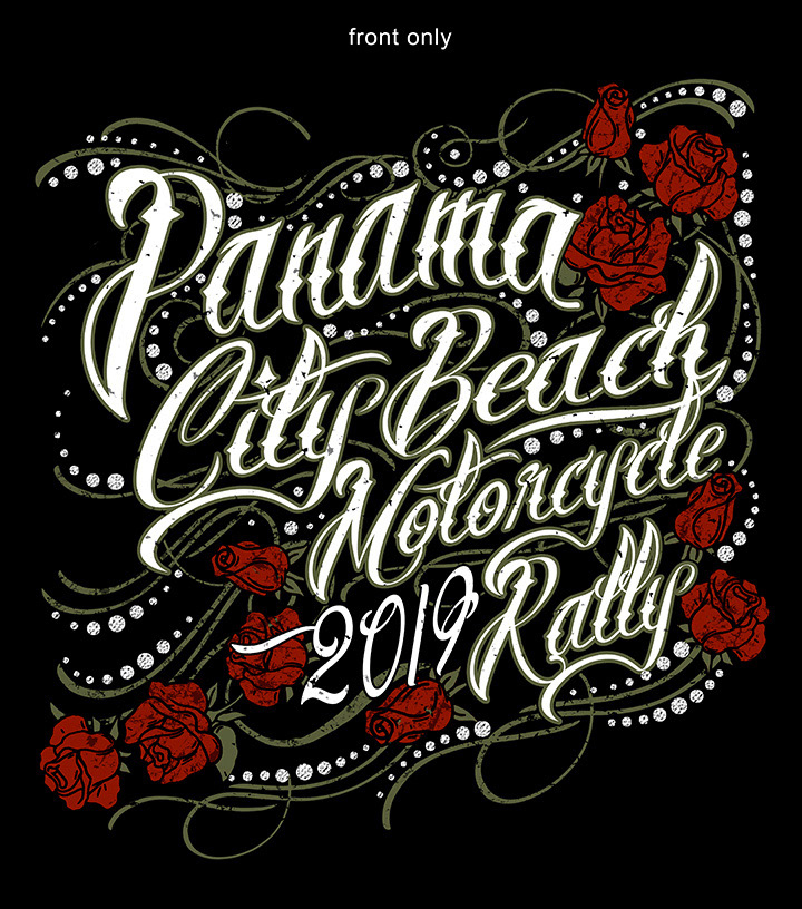 Panama City Beach Motorcycle Rally® | 2019 Official Merchandise